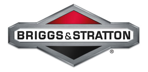The brand logo Briggs & Stratton.